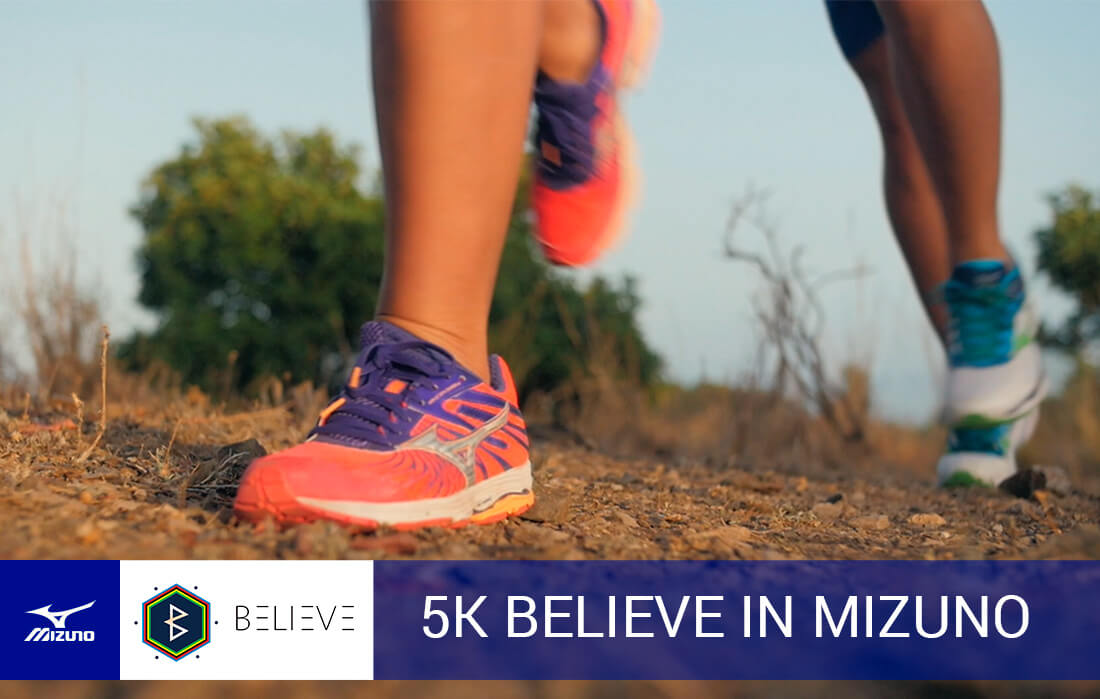 5K BELIEVE IN MIZUNO
