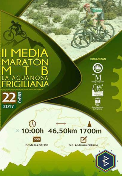 MEDIA MARATÓN MTB FRIGILIANA