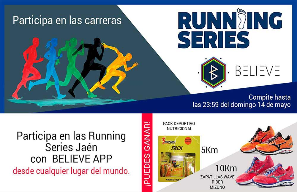 Running SERIES JAÉN